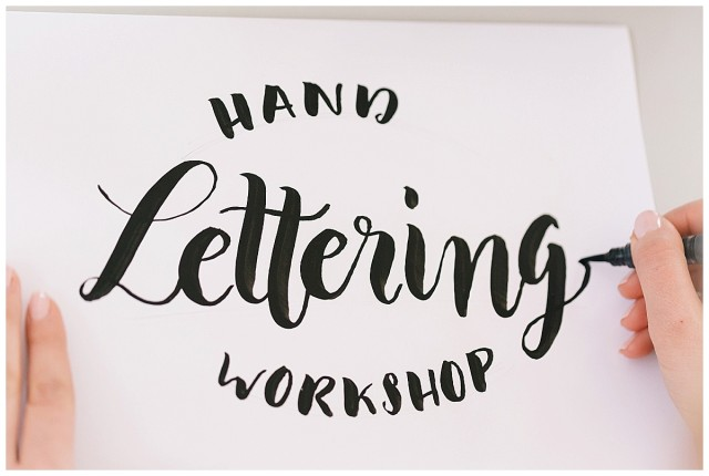 Hand Lettering Workshop By Ruth Lange Muttertags Freebie Romina